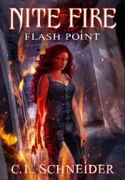 bargain ebooks Flash Point Urban Fantasy by C.L. Schneider