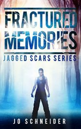 bargain ebooks Fractured Memories Young Adult/Teen Horror by Jo Schneider