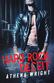 bargain ebooks Hard Rock Deceit New Adult Romance by Athena Wright