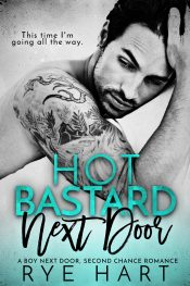 bargain ebooks Hot Bastard Next Door Romance by Rye Hart