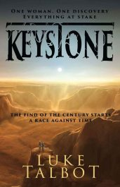 Keystone SciFi Thriller by Luke Talbot