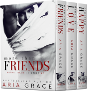bargain ebooks More Than Friends Collection Books 1-3 Erotic Romance by Aria Grace