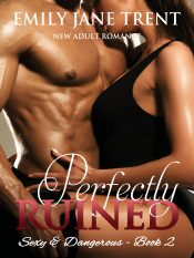 bargain ebooks Perfectly Ruined Romance by Emily Jane Trent