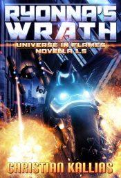 bargain ebooks Ryonna's Wrath Science Fiction by Christian Kallias