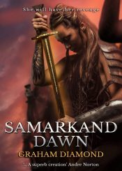 Graham Diamond Samarkand Dawn Kindle ebook