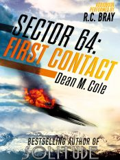 bargain ebooks Sector 64: First Contact A Sector 64 Prequel Novella Science Fiction Thriller by Dean M. Cole
