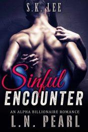 bargain ebooks Sinful Encounter Erotic Romance by S.K. Lee