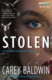 bargain ebooks Stolen Thriller by Carey Baldwin