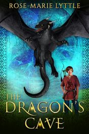 bargain ebooks The Dragon's Cave Young Adult/Teen Fantasy by Rose-Marie Lyttle