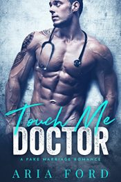 bargain ebooks Touch Me Doctor Contemporary Romance by Aria Ford