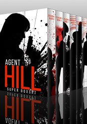 bargain ebooks Agent Hill Super Boxset Thriller by James Hunt
