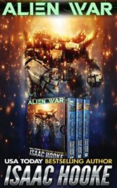 Isaac Hooke Alien War Kindle ebook
