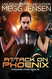Megg Jensen Attack on Phoenix Kindle ebook