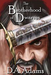 D.A. Adams the Brotherhood of Dwarves Kindle ebooks