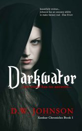 Darkwater Sword & Sorcery Fantasy by D.W. Johnson