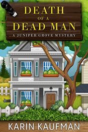Karin Kaufman Death of a Dead Man Kindle ebook