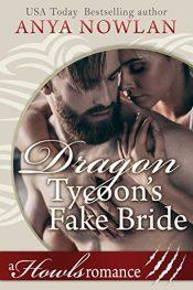 bargain ebooks Dragon Tycoon's Fake Bride Paranormal Romance by Anya Nowlan