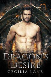 Cecilia Lane Dragon's Desire Kindle ebook