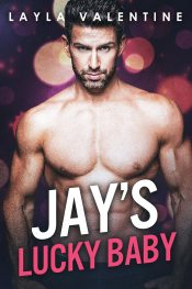 bargain ebooks Jay's Lucky Baby Erotic Romance by Layla Valentine