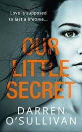 Darren O'Sullivan Our Little Secret Free Kindle ebooks