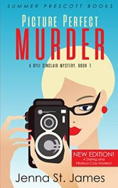 Jenna St. James Picture Perfect Murder Kindle ebook