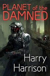 Harry Harrison Planet of the Damned Kindle ebook