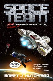 Barry J. Hutchison Space Team