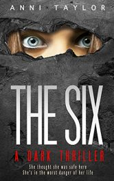 The Six Anni Taylor kindle ebook