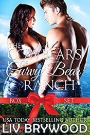 The Cowbears of Curvy Bear Ranch Paranormal Romance by Liv Brywood