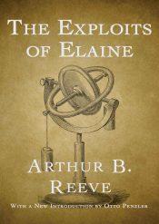 bargain ebooks The Exploits of Elaine Mystery by Arthur B. Reeve