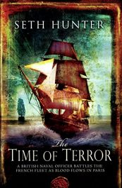 bargain ebooks The Time of Terror Historical Fiction by Seth Hunter