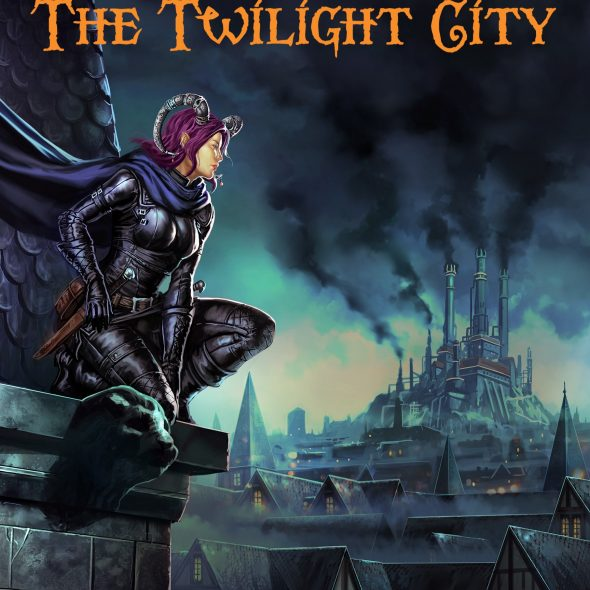 Gregory Mattix The Twilight City Kindle ebook