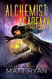 Matt Ryan Alchemist Academy free Kindle ebooks