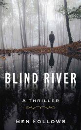bargain ebooks Blind River Thriller by Ben Follows