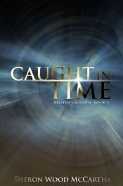 bargain ebooks Caught in Time Science Fiction by Sheron Wood McCartha