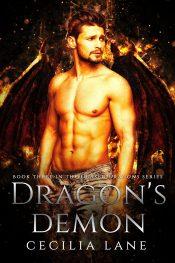 Cecilia Lane Dragon's Demon free Kindle ebooks