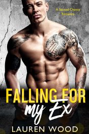 bargain ebooks Falling For My Ex: A Second Chance Romance Contemporary Romance by Lauren Wood