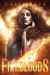 Casey Hays Firebloods free Kindle ebooks