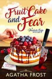 bargain ebooks Fruit Cake and Fear Cozy Mystery by Agatha Frost