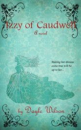 bargain ebooks Izzy of Caudwell Historical Fiction by Dayle Wilson
