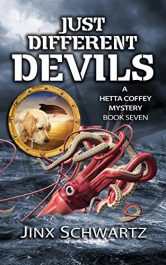 bargain ebooks Just Different Devils Action/Adventure Mystery by Jinx Schwartz