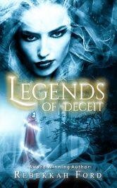 bargain ebooks Legends of Deceit Fantasy by Rebekkah Ford