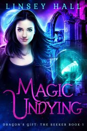 bargain ebooks Magic Undying Fantasy Adventure by Linsey Hall
