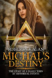 bargain ebooks Michal's Destiny Historical Fiction by Roberta Kagan
