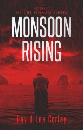 bargain ebooks Monsoon Rising Thriller by David Corley
