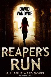 bargain ebooks Reaper's Run Apocalyptic Science Fiction Thriller by David Vandyke