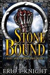 bargain ebooks Stone Bound Epic Fantasy by Eric T Knight