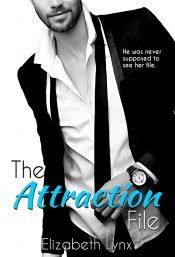 bargain ebooks The Attraction File Romantic Comedy by Elizabeth Lynx