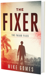 bargain ebooks The Fixer Crime Thriller by Mike Gomes