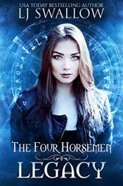 LJ Swallow The Four Horsemen: Legacy free Kindle ebooks